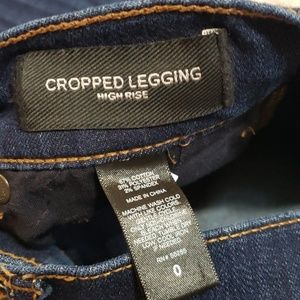 Express Jeans - ‼5️⃣/$🔟‼Express crop high rise legging